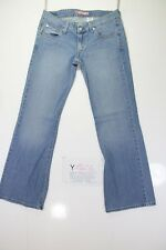 Levis 524 Too Superlow (Cod.Y1825)tg.11M jeans usato Vintage original Vita Bassa