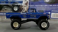 1/64 FORD F100 BIGFOOT MONSTER TRUCK NEW ON CARD GREENLIGHT FREE AUS POSTAGE