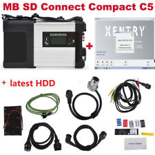 DHL V2018.5 MB SD C5 SD Connect Compact 5 Star Diagnosis for Cars and Trucks