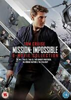 Mission: Impossible - The 6-Movie Collection (DVD) [2018][Region 2]