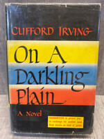 Irving, Clifford ON A DARKLING PLAIN  1st Edition 1st Printing