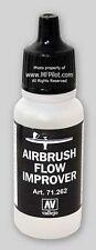 AIRBRUSH FLOW IMPROVER -  Vallejo Model Acrylic 17ml Bottle #71262
