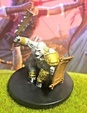 Thrall of Angazhan D&D Miniature Dungeons Dragons pathfinder ape giant gorilla Z
