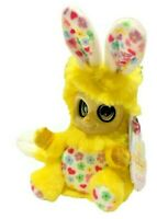 Bush Baby World Blossoms Butterlee Yellow Movable Feature Soft Plush Toy