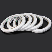 5 Rolls of 6mm Double Sided Super Strong Adhesive Tape for DIY Craft Brand Calm