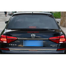 Painted Rear Trunk Spoiler Reflective strip For Volkswagen Passat NMS Sedan