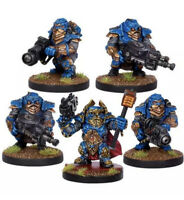 5 Storm rage Stormrage Veterans Forgefathers  squats Deadzone Warpath     Mantic