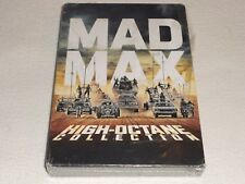 Mad Max High-octane Collection DVD NEW 8-Disc Collection