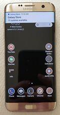 Samsung Galaxy S7 Edge Duo SM-G935FD 32GB Gold Platinum (Unlocked) Smartphone