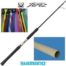 "Shimano Terez 7' 2"" Saltwater Fishing Spinning Rod Black Extra Heavy TZS72XHBLK"