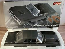 GMP 1970 Plymouth Road Runner 440+6 Convertible 1:18 Scale Diecast Model Car
