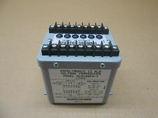 1 NEW SCIENTIFIC COLUMBUS XLGV30E4-1 EXCELTRONIC II XLG VOLTAGE TRANSDUCER 3 PH