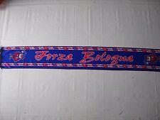 d4 sciarpa BOLOGNA FC football club calcio scarf bufanda echarpe italia italy