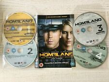DVD Boxset - Homeland Season Series 1 - INSERT & DISCS ONLY