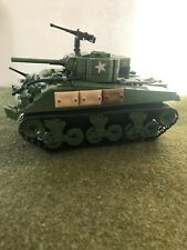 US WW2 M4 Sherman Tank Minifigures Minifigures Bricks Blocks - No Box