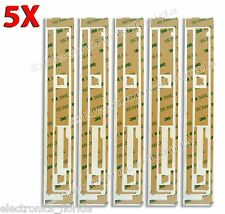 5X 3M Screen Digitizer Double Side Tape Adhesive Glue Sticker for iPad 3/4 b376