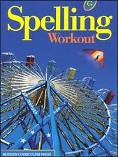 Grade 7 MCP Spelling Workout Level G Student Book 7th Modern Curriculum Press