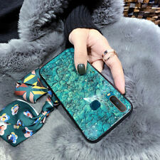 For OPPO AX7/A57/A9 2020/A91/A52 Case Cover Luxury Bling Marble Soft Shockproof