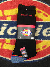 Dickies Work Socks Size (6 - 11) PACK OF 3