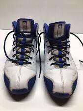 Nike Elite Shox Royal Blue White Size 10.5 324826-141