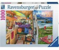 BN shrink wrapped Ravensburger Rig View VW Camper campervan jigsaw puzzle 1000