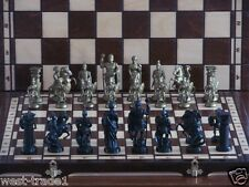 BRAND NEW SPARTAN♞ WOODEN CHESS SET♖WEIGHTED PIECES♟GREAT CHESSBOARD♛