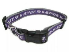 New listing Kansas State Wildcats Pet Collar by Pets First, Size Small, Brand New & Unworn