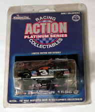 Dale Earnhardt Sr. #3 Goodwrench 1996 Chevy Monte Carlo 1/64th scale Platinum