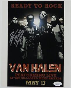 Wolfgang Van Halen JSA Signed Autograph  8 x 10
