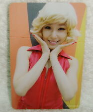 Girls' Generation Hoot Taiwan Promo Photo Card (Tiffany Ver.) SNSD