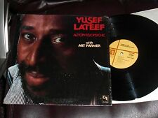 YUSEF LATEEF with ART FARMER Autophysiopsychic NM CTI 1977 Sister Mamie shrink