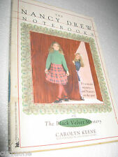 Carolyn Keene Nancy Drew Notebooks #32 THE BLACK VELVET MYSTERY pb Junior Series