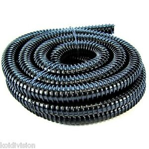 "2"" INCH (50mm)  CORRUGATED FLEXIBLE HOSE FISH POND PUMP  FLEXI PIPE"