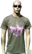 * wow * Official Deep Purple Europe 2008 Tour t-shirt M/L
