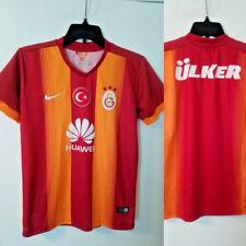 Galatasaray SG 1905 Jersey YOUTH KIDS L Large (14) NIKE Turkish Futbol Soccer