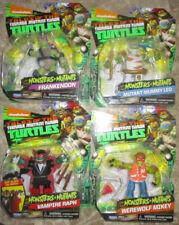 Ninja Turtles MONSTERS MUTANTS Figures FRANKENDON MUMMY VAMPIRE WEREWOLF TMNT