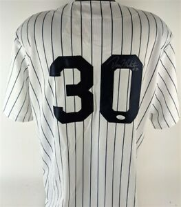 David Robertson Signed New York Yankees Majestic MLB Style Jersey