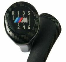 Pomo marchas BMW 6 velocidades carbono knob shift palanca de cambio deportivo M