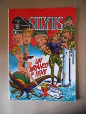 SYLUS Un Branco di Iene Testo e disegni di Pini Segna #1 1990 ed. Sepis [G124]