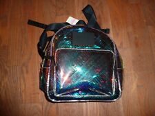 VICTORIAS SECRET BLING MINI BACKPACK CARRYALL TOTE PURSE NWT