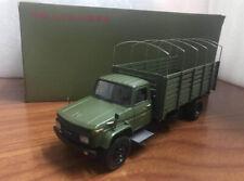 1/50 Dealer version alloy car model Faw Jiefang CA141 Military truck