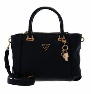 GUESS Destiny Status Satchel Handtasche Tasche Black Schwarz