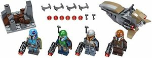 LEGO® Star Wars™-Mandalorian Battle Pack Building & Construction for Ages 6 to 1