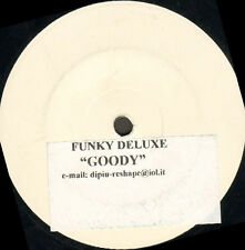 FUNKY DELUXE - Jungle Beat / Goody - Reshape