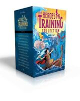 Heroes in Training Olympian Collection : Books 1-12, Paperback by Holub, Joan...