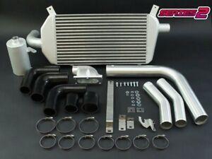 HPD Front Mount Intercooler Kit FOR Landcruiser 105 1HZ Series 2 Manual