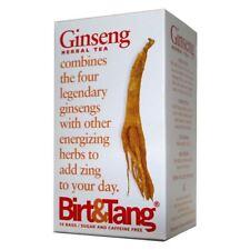 Birt & Tang Ginseng Tea [50 Bags]