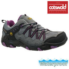 Cotswold Cooper Womens Hiker Hiking Trainer Training BOOTS Shoes Brwon 37