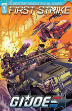 G.I. Joe First Strike (2017) #1 VF/NM IDW
