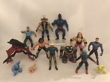 Vintage 80s 90s Action Figure Bundle Toys Job Lot Toy He-man Jurassic Park Toys